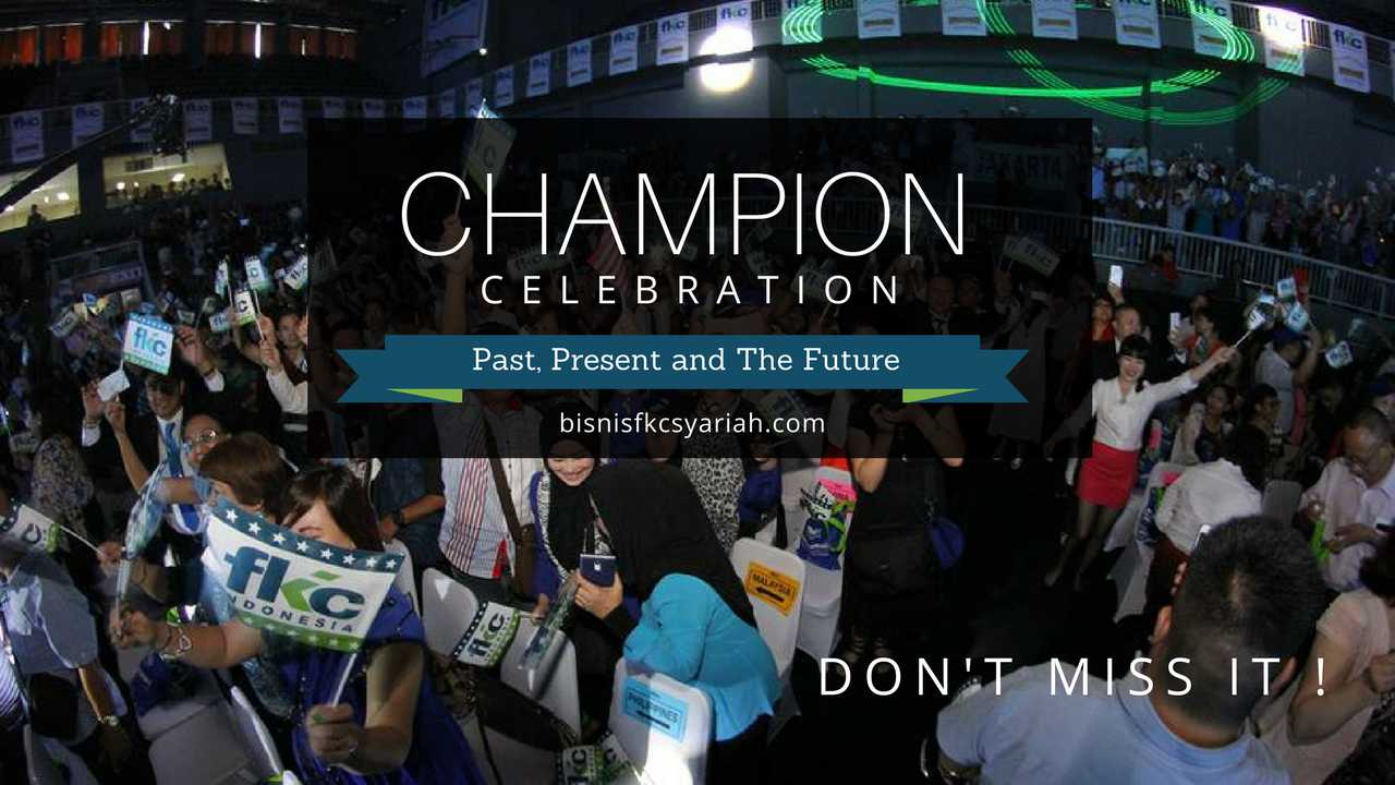 Bisnis Fkc Syariah - Champion Celebration Malang