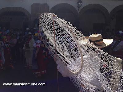 Festividades en Pátzcuaro en la Fiesta de la Cruz Verde