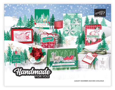2020 Christmas Mini Catalogue