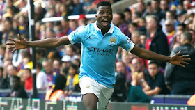 {filename}-Leicester City Favourites To Sign Manchester City's Iheanacho