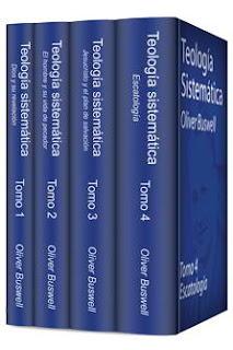 Myer pearlman teologia biblica y sistematica
