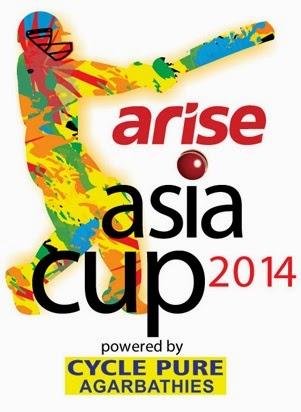 Arise Asia Cup 2014
