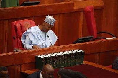 Proceedings of The Nigerian Senate of Thursday, 19th July, 2018