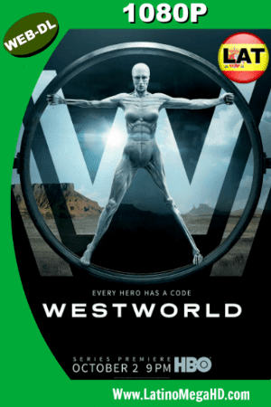 Westworld Primera Temporada (2016) Latino Full HD WEB-DL 1080P ()