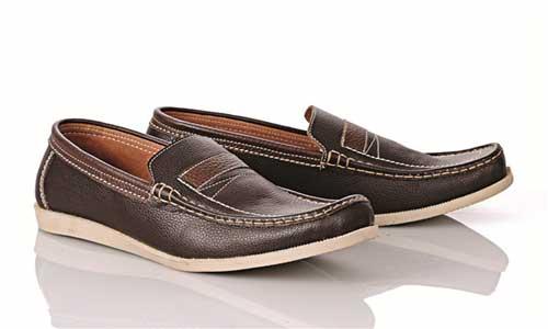 Model sepatu pantofel casual