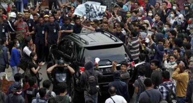 BEM RI: Sebaiknya Kepemimpinan Jokowi Tak Diteruskan