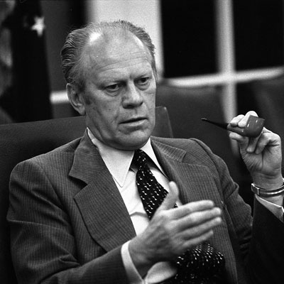 Serene Musings 10 Fun Facts About Gerald Ford