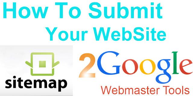 submit xml sitemap to google