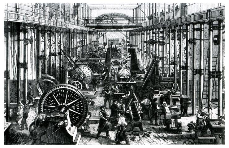 Саксонский завод механической обработки