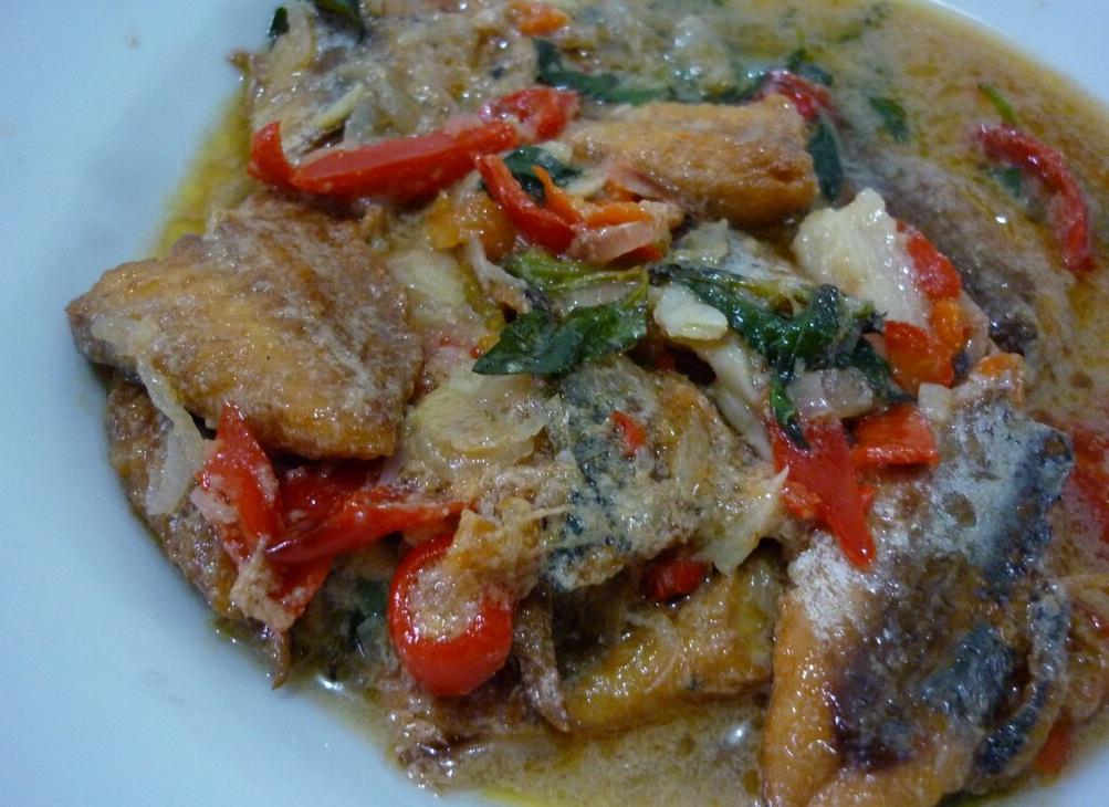 Resep Masakan Indonesia: Resep Pindang Pedas Masak Santan