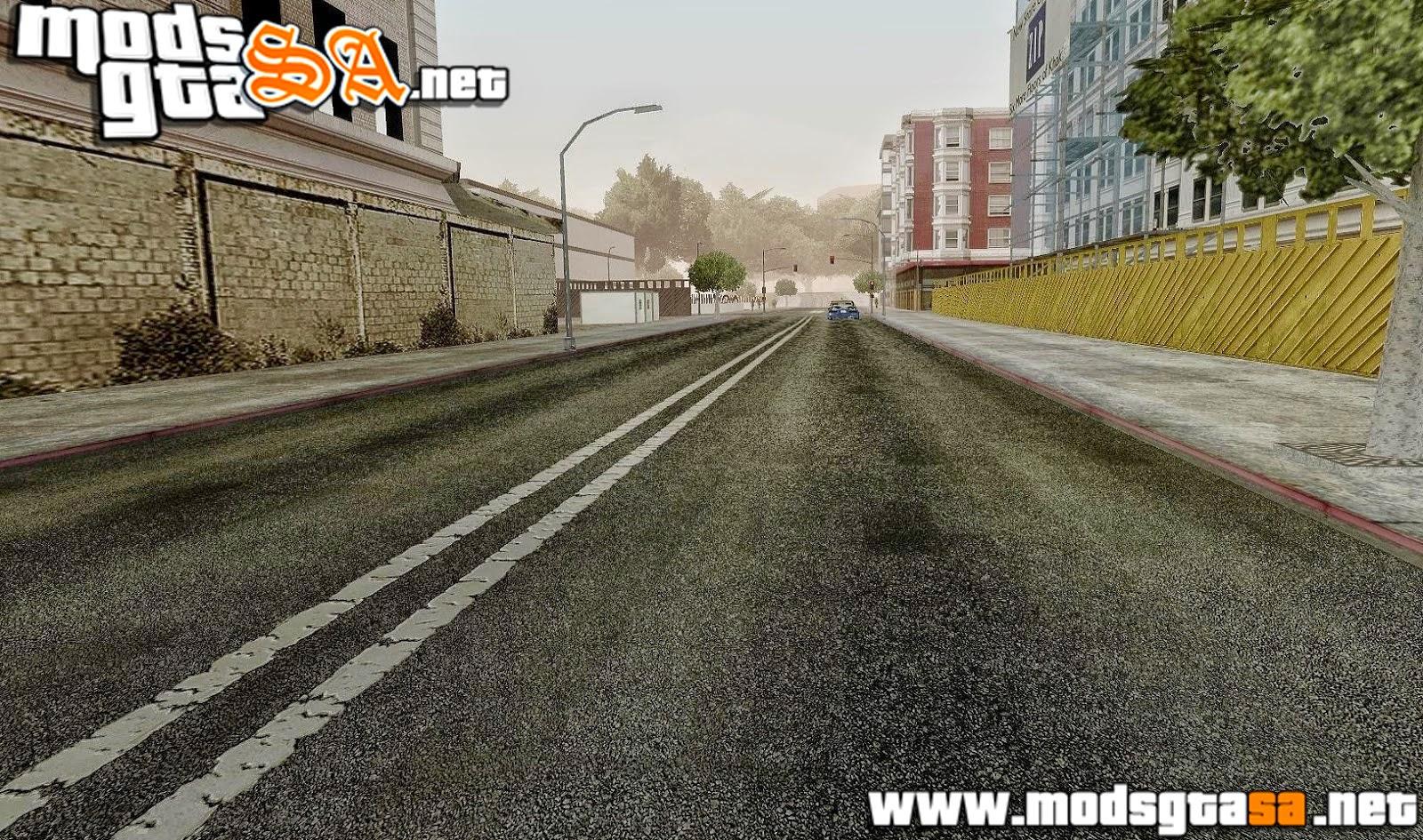 SA - Novas Ruas em HD