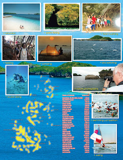 Adventure Hundred Islands