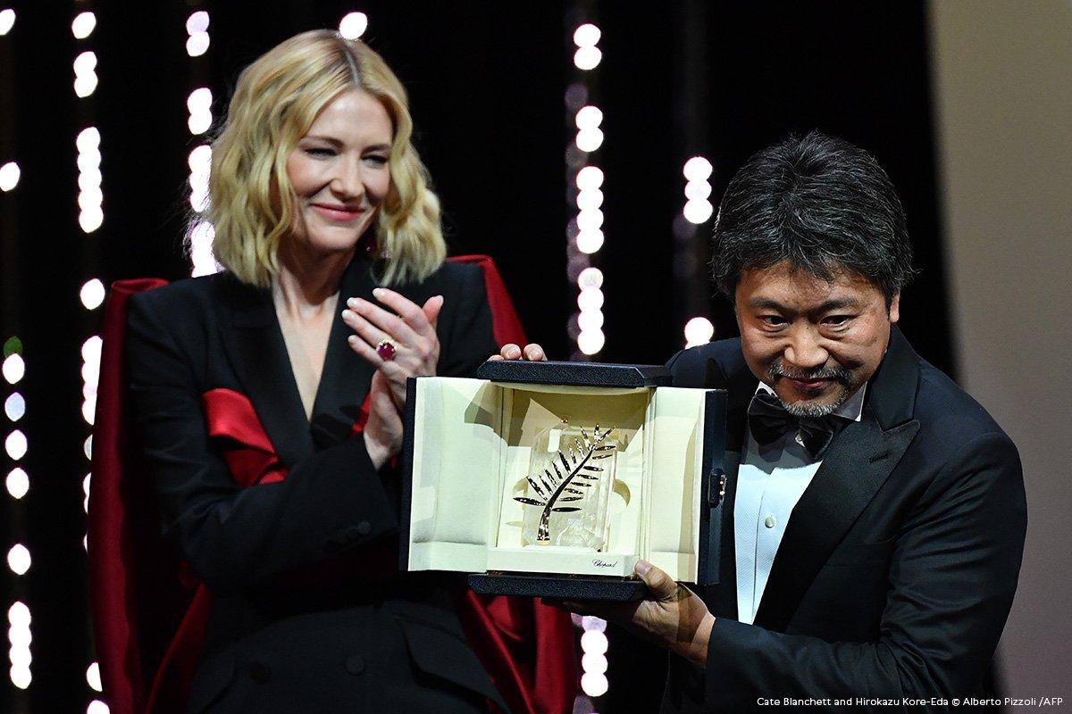 Hirokazu Kore-eda Cannes 2018