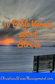 10 Bible verses about stress