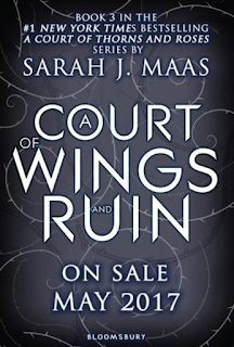 A Court of Wings and Ruin by Sara J Maas