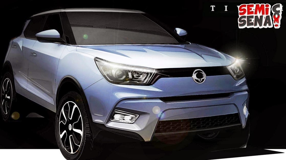 tivoli-Ssangyong ready-launched