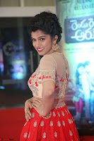 Mahima in beautiful Red Ghagra beigh transparent choli ~  Exclusive 031.JPG