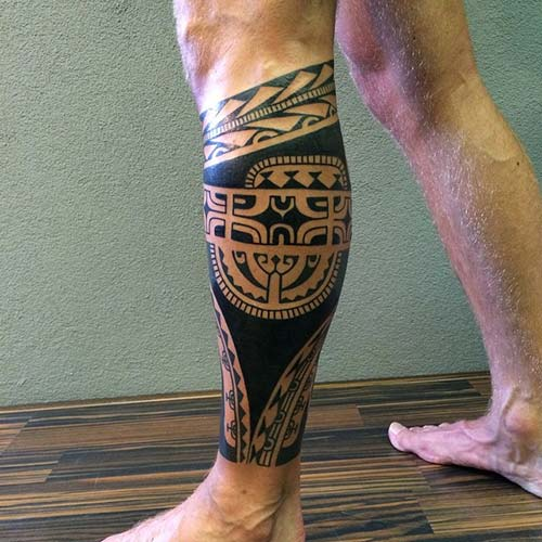maori tribal dövmeler tattoos 38