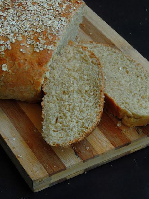 Havrebrød, Eggless Danish Oat Loaf
