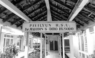 Rumah Sakit Dr. Wahidin Sudiro Husodo