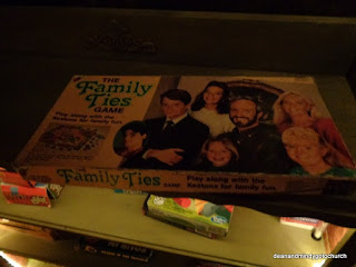 family ties game