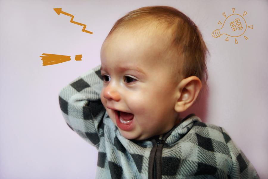 Kamienie milowe. Prawidłowy rozwój dzieci między 12 a 18 miesiącem życia.