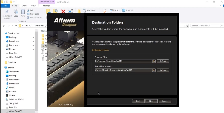 Tải phần mềm Altium Designer 18 mới nhất + Hướng dẫn cài đặt