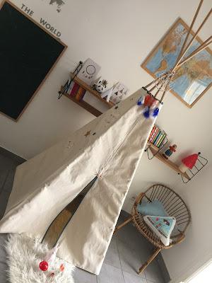 roses et confettis astuces et id es de rangement pour chambre d 39 enfants. Black Bedroom Furniture Sets. Home Design Ideas