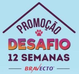 Cadastrar Promoção Bravecto 2017 Desafio 12 Semanas Concorra Viagens