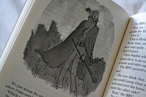 The BFG Book review