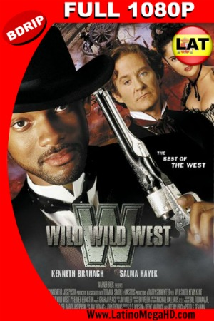 Las aventuras de Jim West (1999) Latino Full HD BDRIP 1080P ()