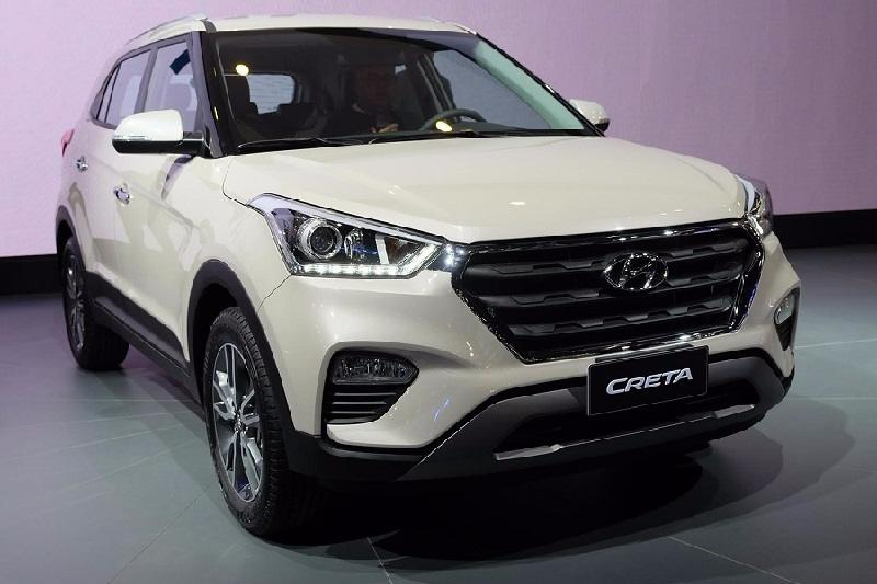 2018 Hyundai Creta Exterior