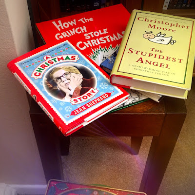 holiday books Christmas Story Angel Grinch