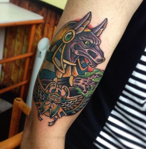 Anubis Tattoos