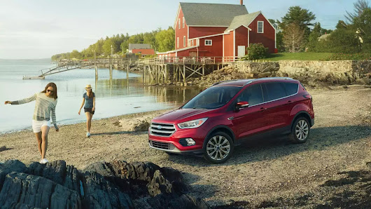 Key Facts about the 2017 Ford Escape