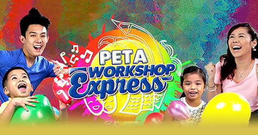 All Aboard The PETA Workshop Express