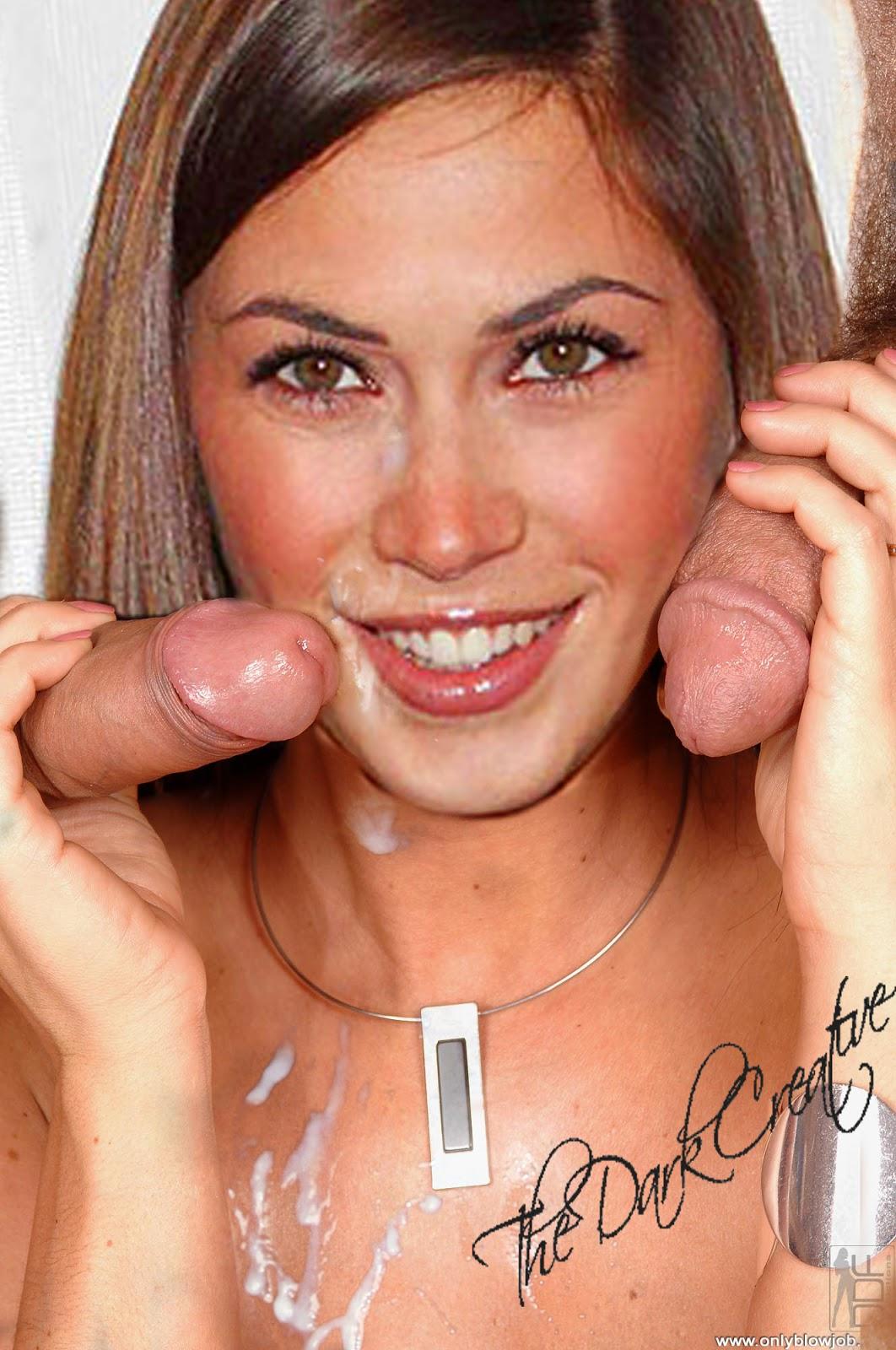 Seems alyssa milano fake nude facial