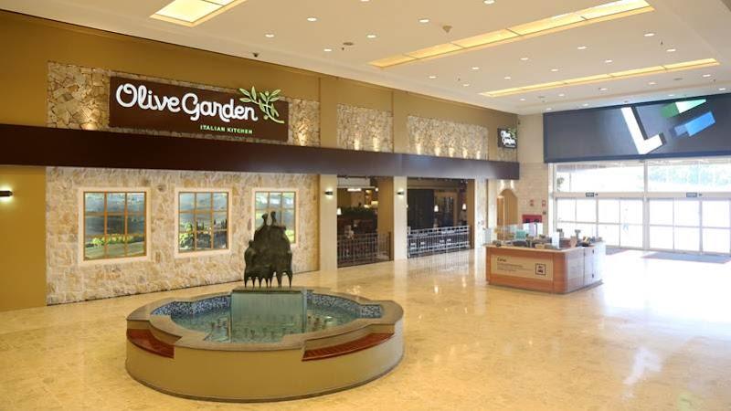 Olive Garden ganha primeira unidade em shopping no Brasil