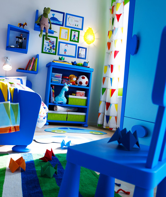 Ikea Kids Room Inspiration: IKEA 2012 Children And Youth Ideas Design House