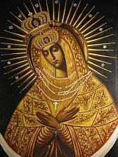 En la Imagen La Virgen Maria, Madre de la Misericordia
