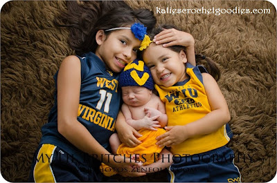 west virginia fan gear