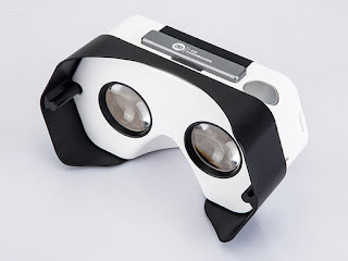 DSCVR Virtual Reality Headset for Smartphones