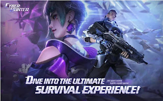 Cyber Hunter Apk for Android Game Battle-Royale from Netase