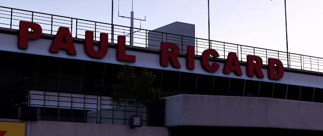 Pilotos oficiales de la Fórmula 1 recorren el circuito Paul Ricard en la antesala del GP de Francia en F1 2018