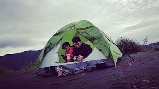 Pakej Percutian Surabaya Bromo Camping 2 Hari 1 Malam