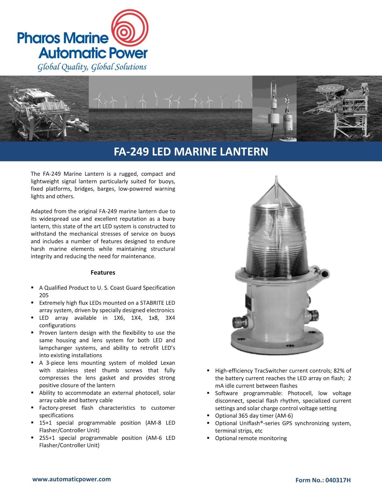 Kami menjual lampu marine Lantern kondisi baru dan bekas ...