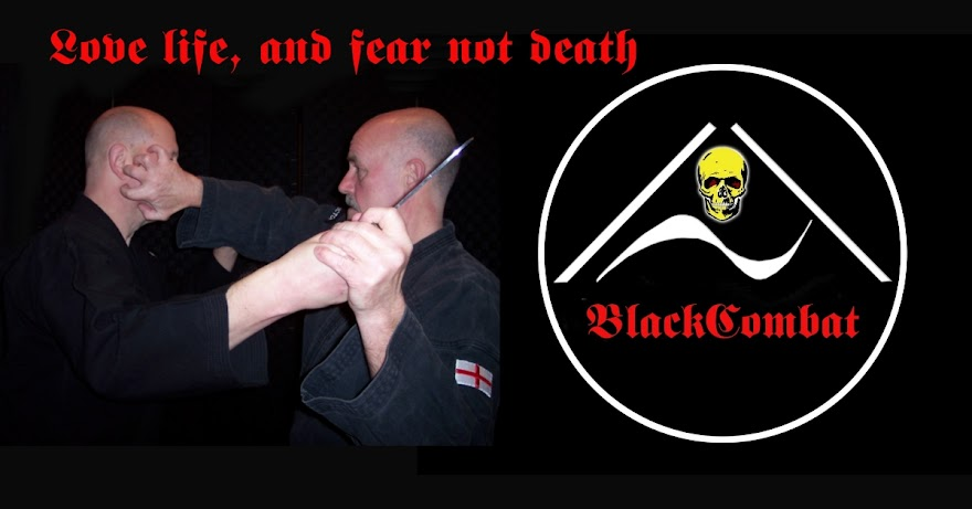 BlackCombat - Love life, and fear not death