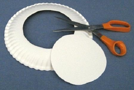 Muyvariado Com Corona De Halloween Barata Materiales Reciclados