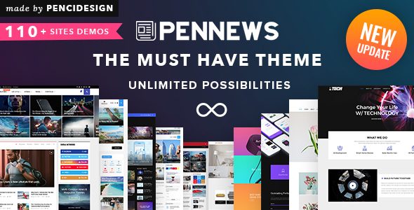 Rekomendasi Theme Wordpress Premium untuk Website Berita