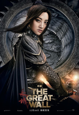 Download The Great Wall (2016) WEB-DL Subtitle Indonesia
